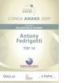 Info: Antony Fedrigotti