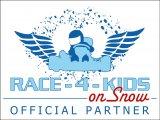 Logo: Race 4 Kids - Gasgeben für einen guten Zweck