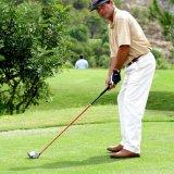 Bild: Golferlebnis mit Sportlern und Schauspielern