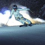 Bild: Skifahren mit Christa Kinshofer und internationalen Skistars