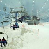 Bild: Skifahren, Golfen und Teamerlebnis in Dubai