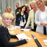Bild: Autogrammstunde
