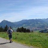 Bild: Bergsteigen – Wandern