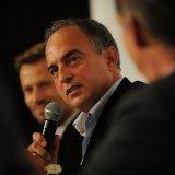 Bild: 5 Sterne Redner Hansi Müller gibt Ein- und Ausblicke 2014 im Fußball