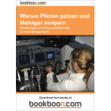 Bild: eBook: Warum Piloten patzen und Manager stolpern