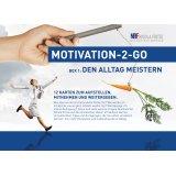Bild: Motivation 2 Go – Den Alltag meistern